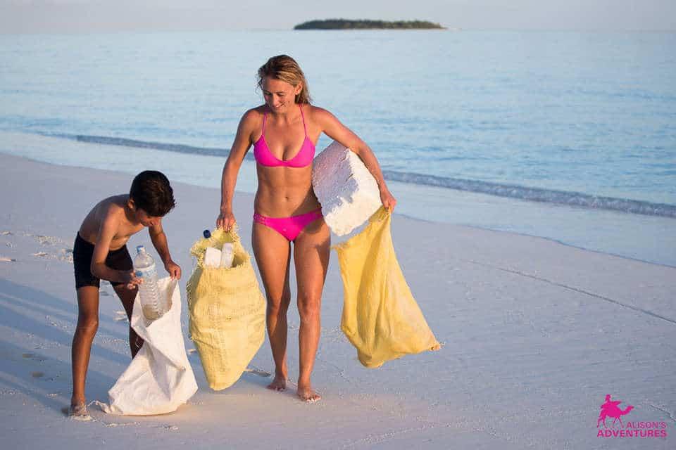 Alison Teal - Maldives