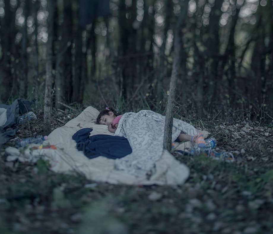 enfants dorment