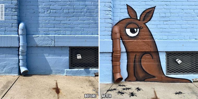 Tom Bob Street Art