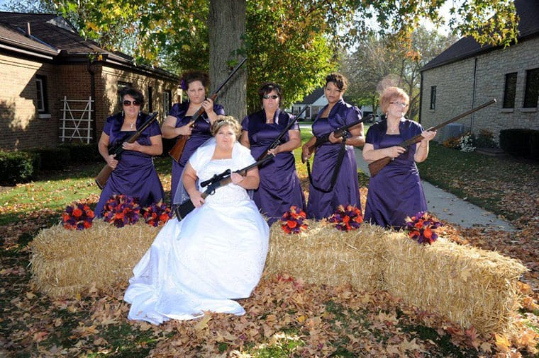 worst but funny wedding photos