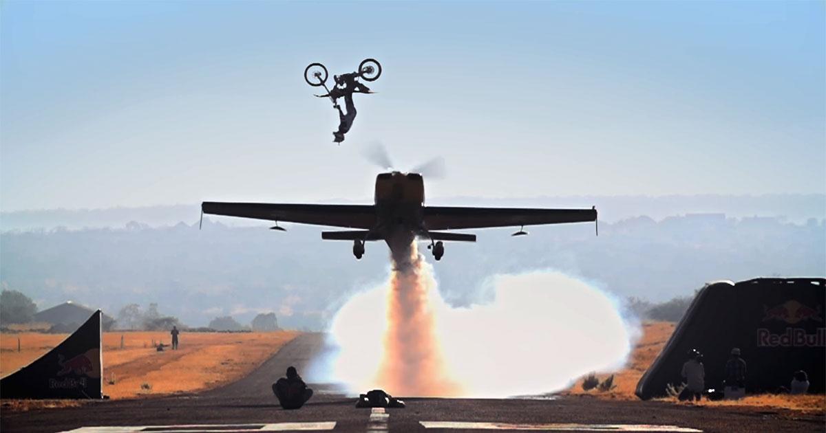 Nick de Wit's Spectacular Stunt