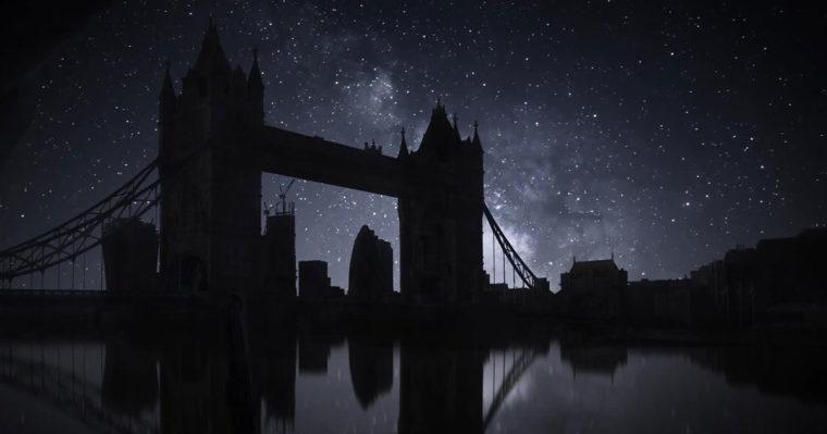 blackout London