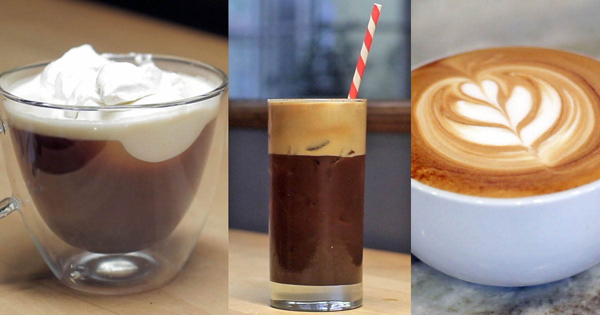 Le café autour du monde