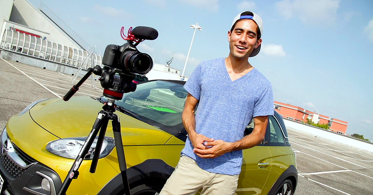 Funny magic with Zach King