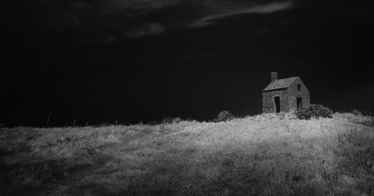 Les lieux abandonnés de Andy Lee