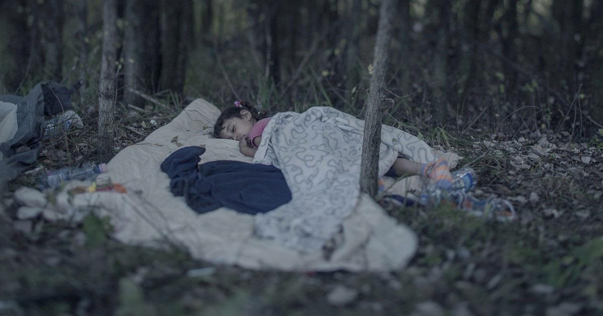 Là où les enfants dorment, de Magnus Wennman
