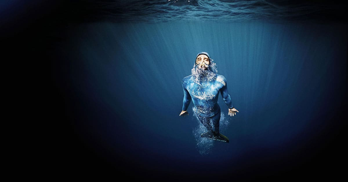 The Breathtaking World of Freediving