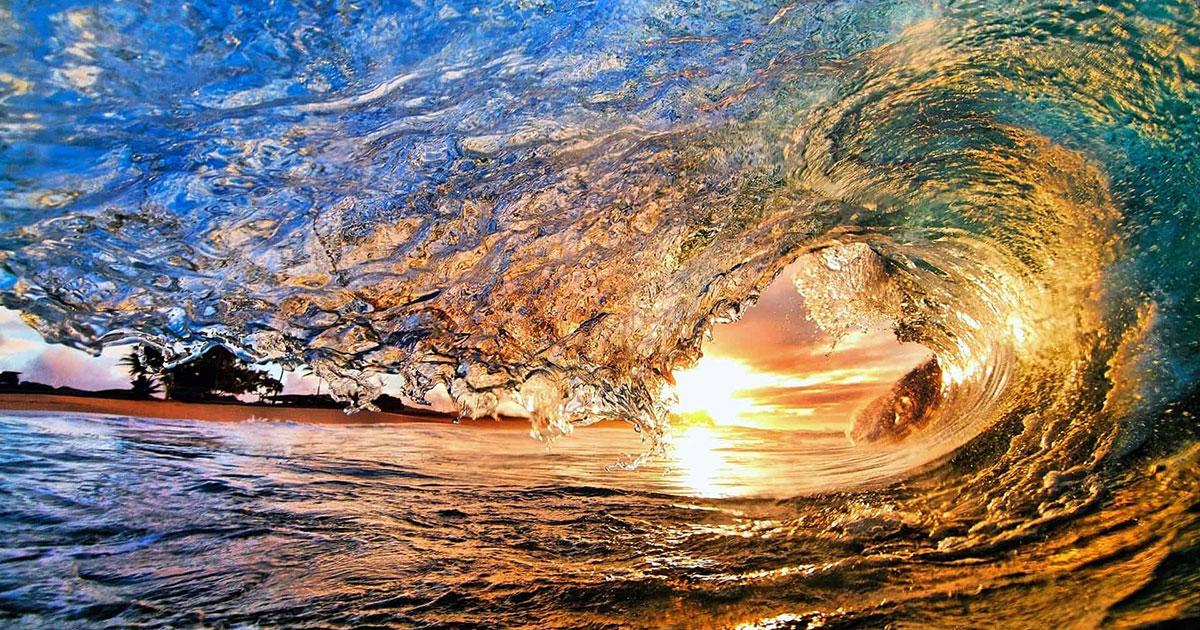 Les plus belles photos de vagues du monde