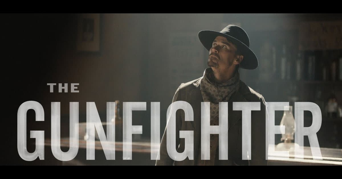 The Gunfighter, an hilarious western comedy short film